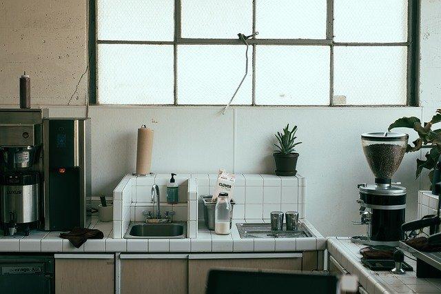 stará kuchyň