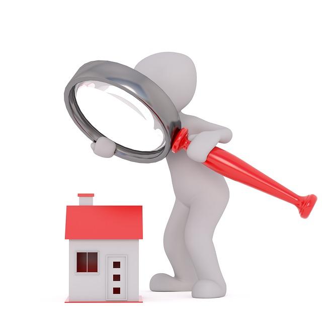 hledání domu