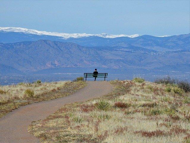 meditace v horách